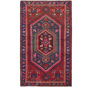Link to 4' 2 x 7' Khamseh Persian Rug