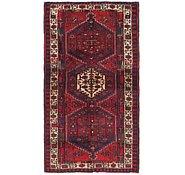 Red 3 7 X 8 9 Sarab Persian Runner Rug Persian Rugs