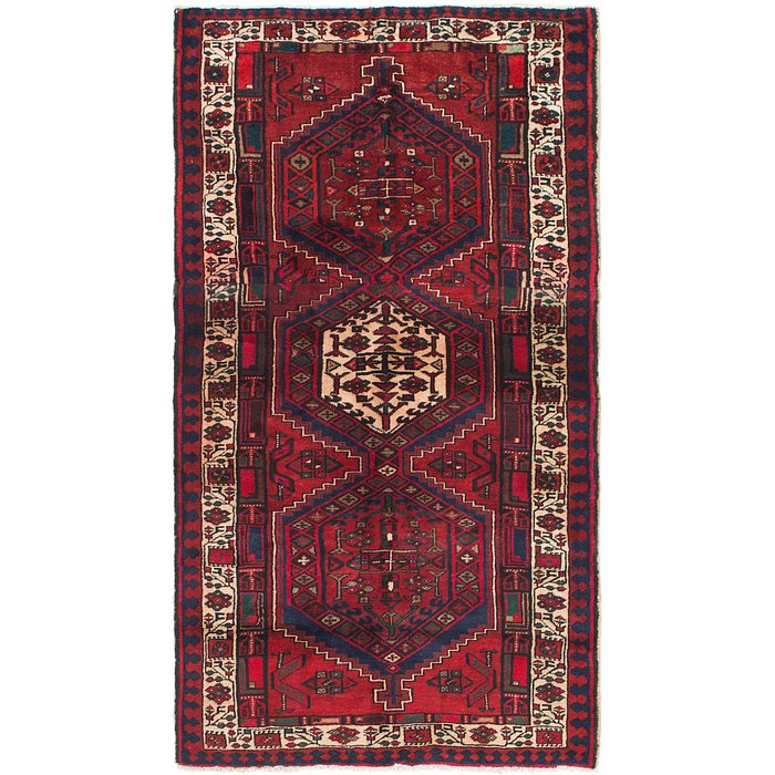 3' 8 x 7' Sarab Persian Rug