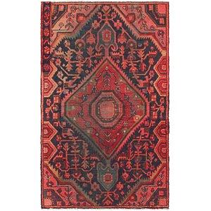 Link to 117cm x 190cm Nahavand Persian Rug item page