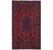 Link to 4' 2 x 7' 2 Khamseh Persian Rug