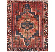 Link to 4' 6 x 5' 7 Shiraz Persian Rug