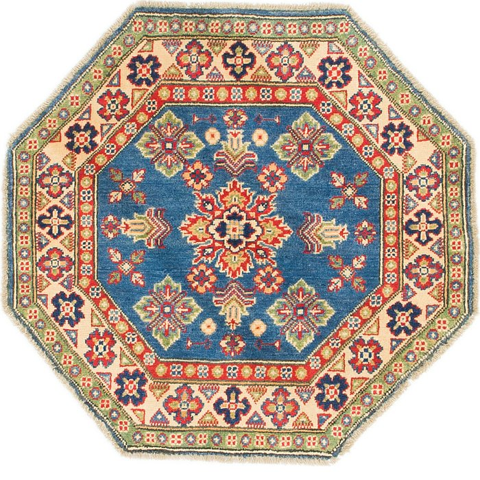 3' x 3' Kazak Octagon Rug