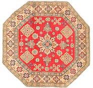 Link to 3' 2 x 3' 2 Kazak Octagon Rug