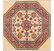 Link to 3' 3 x 3' 4 Kazak Square Rug