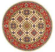 Link to 9' x 9' 2 Kazak Round Rug