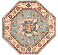 Link to 6' 4 x 6' 6 Kazak Octagon Rug