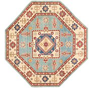 Link to 6' x 6' 2 Kazak Octagon Rug
