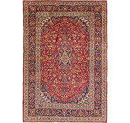 Link to 8' 5 x 12' Kashan Persian Rug