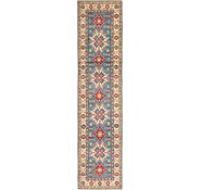 Link to 2' 6 x 10' 7 Kazak Runner Rug