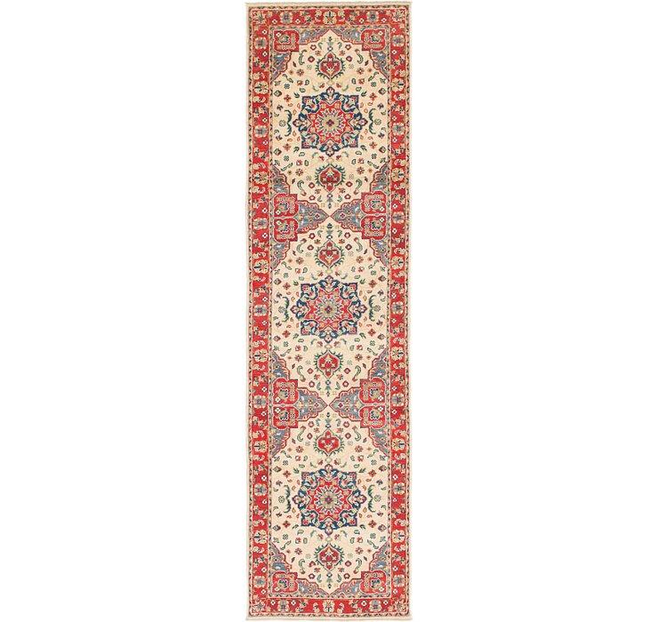 2' 7 x 9' 10 Kazak Runner Rug