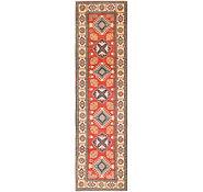 Link to 80cm x 297cm Kazak Runner Rug