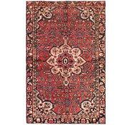 Link to 4' 2 x 7' Hamedan Persian Rug