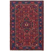 Link to 4' 5 x 6' 7 Farahan Persian Rug