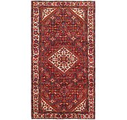 Link to 5' 2 x 10' Hossainabad Persian Rug