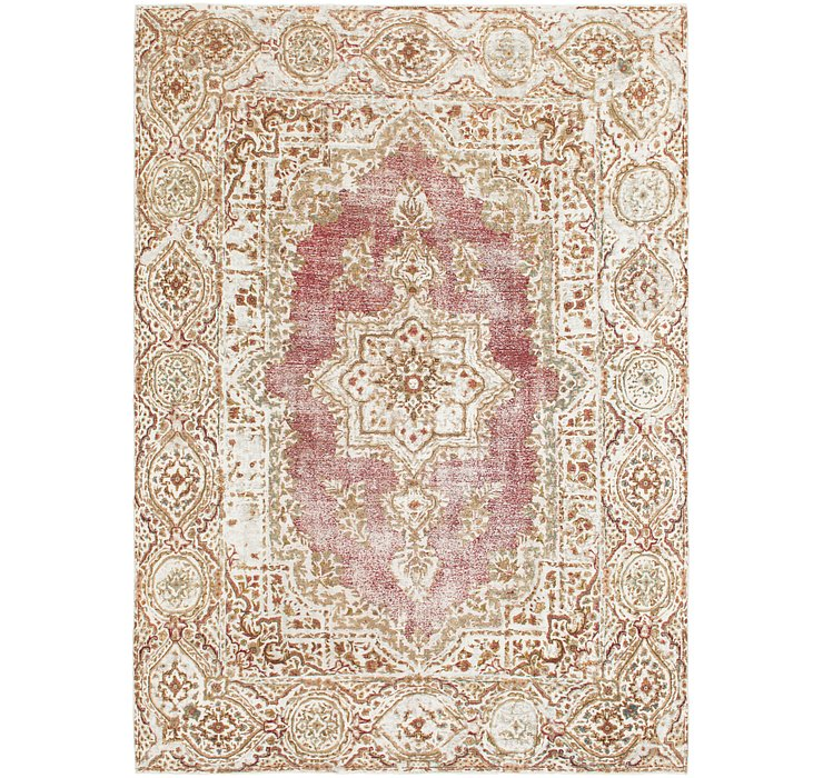 9' 7 x 13' 2 Ultra Vintage Persian Rug