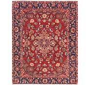 Link to 5' 2 x 6' 5 Hamedan Persian Rug