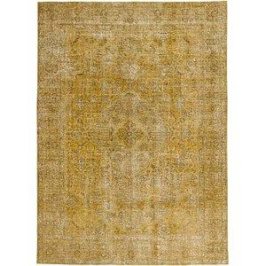 Unique Loom 8' x 11' Ultra Vintage Persian Rug