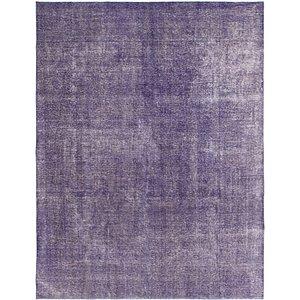 Unique Loom 9' 8 x 12' 6 Ultra Vintage Persian Rug