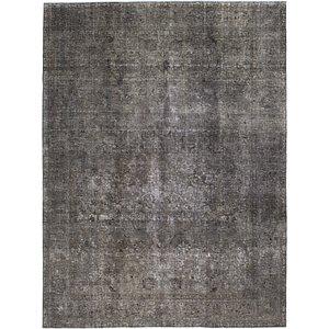 Unique Loom 9' 7 x 12' 10 Ultra Vintage Persian Rug