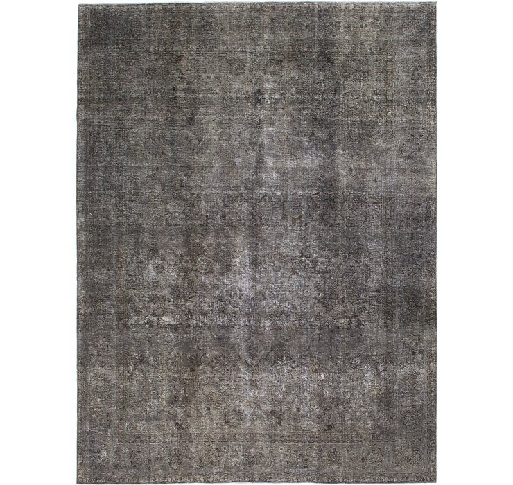 9' 7 x 12' 10 Ultra Vintage Persian Rug