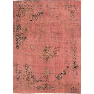 9' 4 x 12' 7 Ultra Vintage Persian Rug