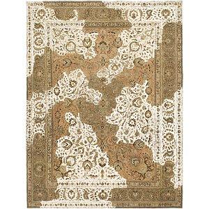 Unique Loom 10' 3 x 13' 7 Ultra Vintage Persian Rug