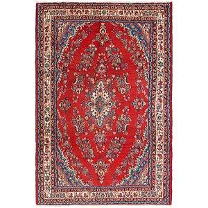 6' 10 x 10' 6 Shahrbaft Persian Rug