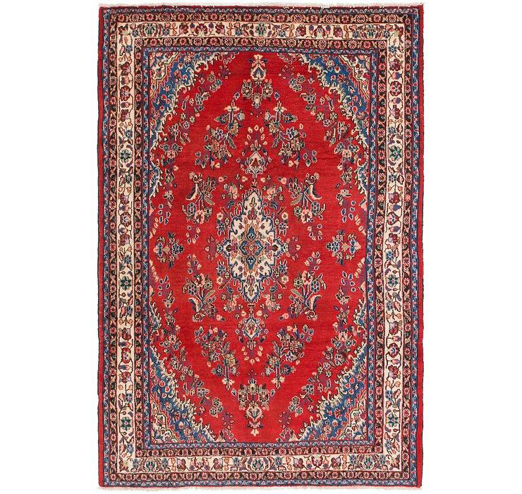 208cm x 320cm Shahrbaft Persian Rug