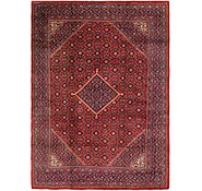 Link to 9' 9 x 13' 4 Mahal Persian Rug