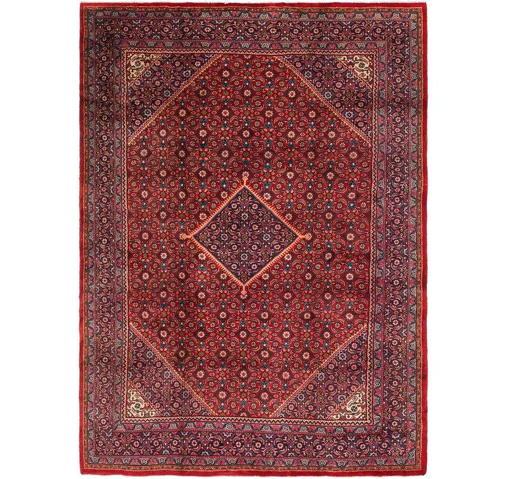 9' 9 x 13' 4 Mahal Persian Rug