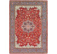 Link to 310cm x 440cm Isfahan Persian Rug