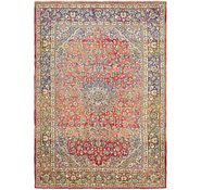 Link to 9' 6 x 14' Isfahan Persian Rug