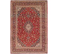 Link to 9' 5 x 13' 8 Kashan Persian Rug