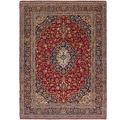 Link to 9' 10 x 13' 2 Kashan Persian Rug