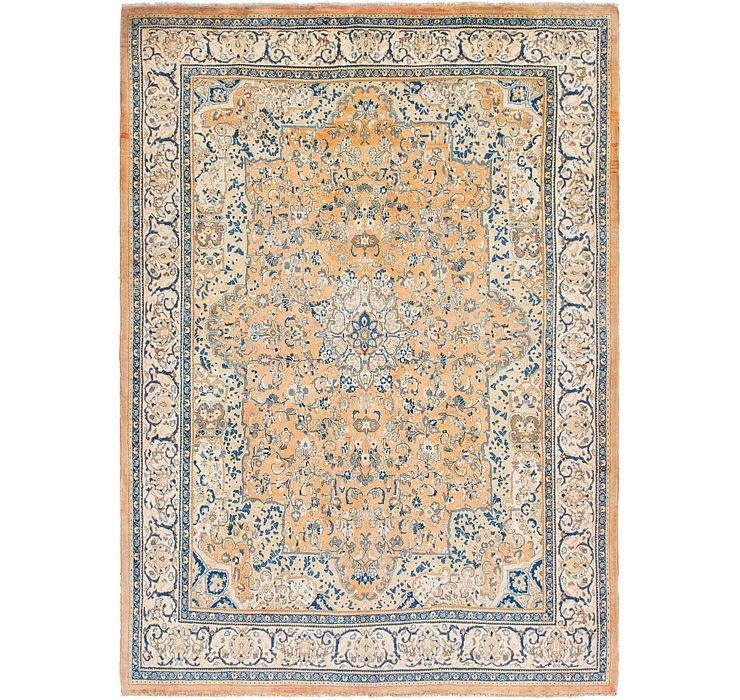 9' 8 x 13' 5 Mahal Persian Rug