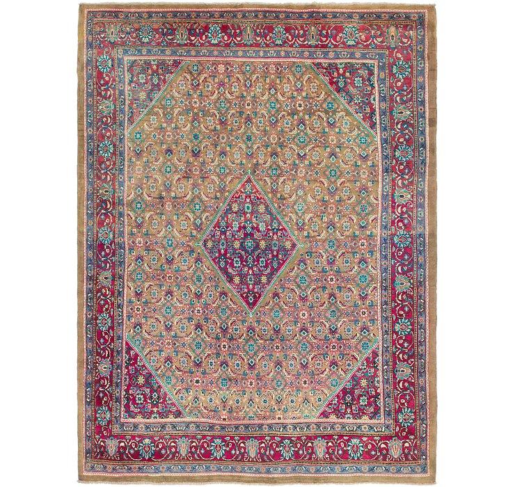10' x 13' 5 Farahan Persian Rug