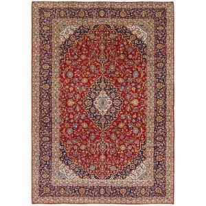 9 6 X 13 5 Kashan Persian Rug