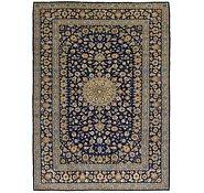 Link to 9' 4 x 13' Kashan Persian Rug