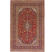 Link to 8' 4 x 12' 5 Kashan Persian Rug
