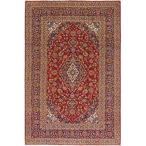 8' 4 x 12' 5 Kashan Persian Rug