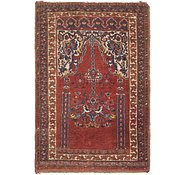 Link to 2' 7 x 3' 9 Lahour Oriental Rug