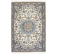 Link to 2' 10 x 4' 3 Nain Persian Rug