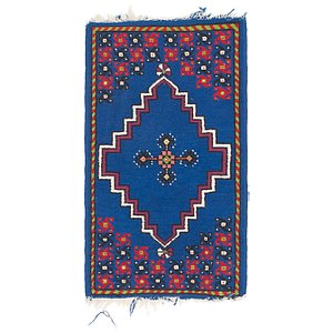 1' 10 x 3' 5 Moroccan Rug