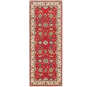 Link to 2' 7 x 7' Kazak Runner Rug