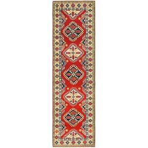 Link to 80cm x 297cm Kazak Runner Rug item page