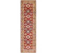 Link to 2' 6 x 10' Kazak Runner Rug