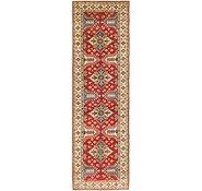 Link to 2' 8 x 9' 9 Kazak Runner Rug