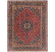 Link to 9' 4 x 11' 10 Mashad Persian Rug