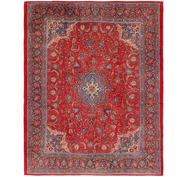 9' 9 x 12' 9 Mahal Persian Rug
